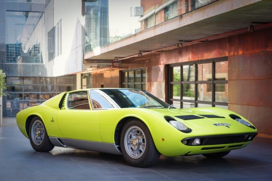 1969 Lamborghini Miura Classic Car for Sale
