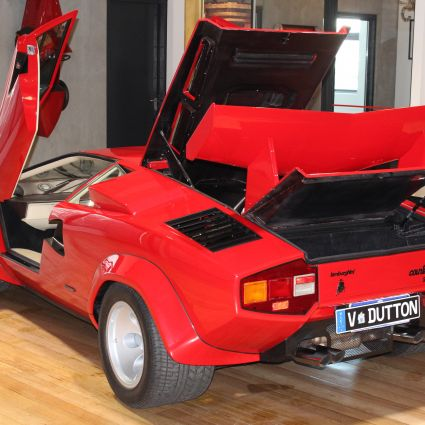 1985 lamborghini countach 5000 quattrovalvole. Black Bedroom Furniture Sets. Home Design Ideas