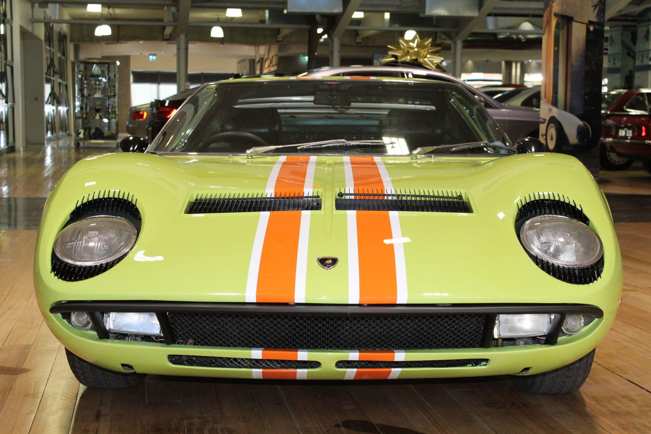 1969 Lamborghini Miura S Twiggy For Sale Duttongarage Com