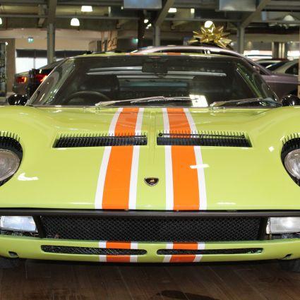 1969 Lamborghini Miura S Twiggy For Sale