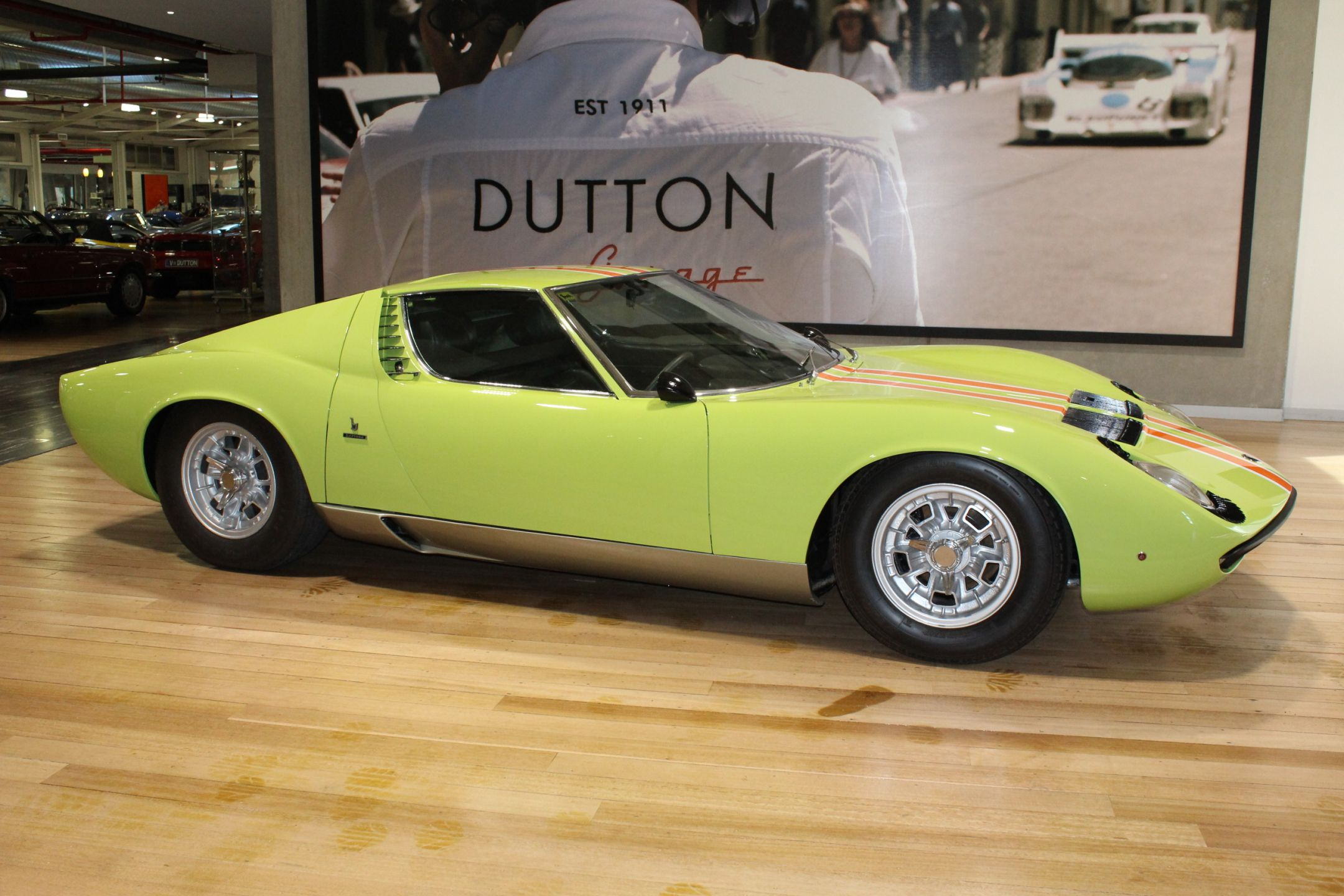 1969 Lamborghini Miura S Twiggy For Sale Duttongarage Com