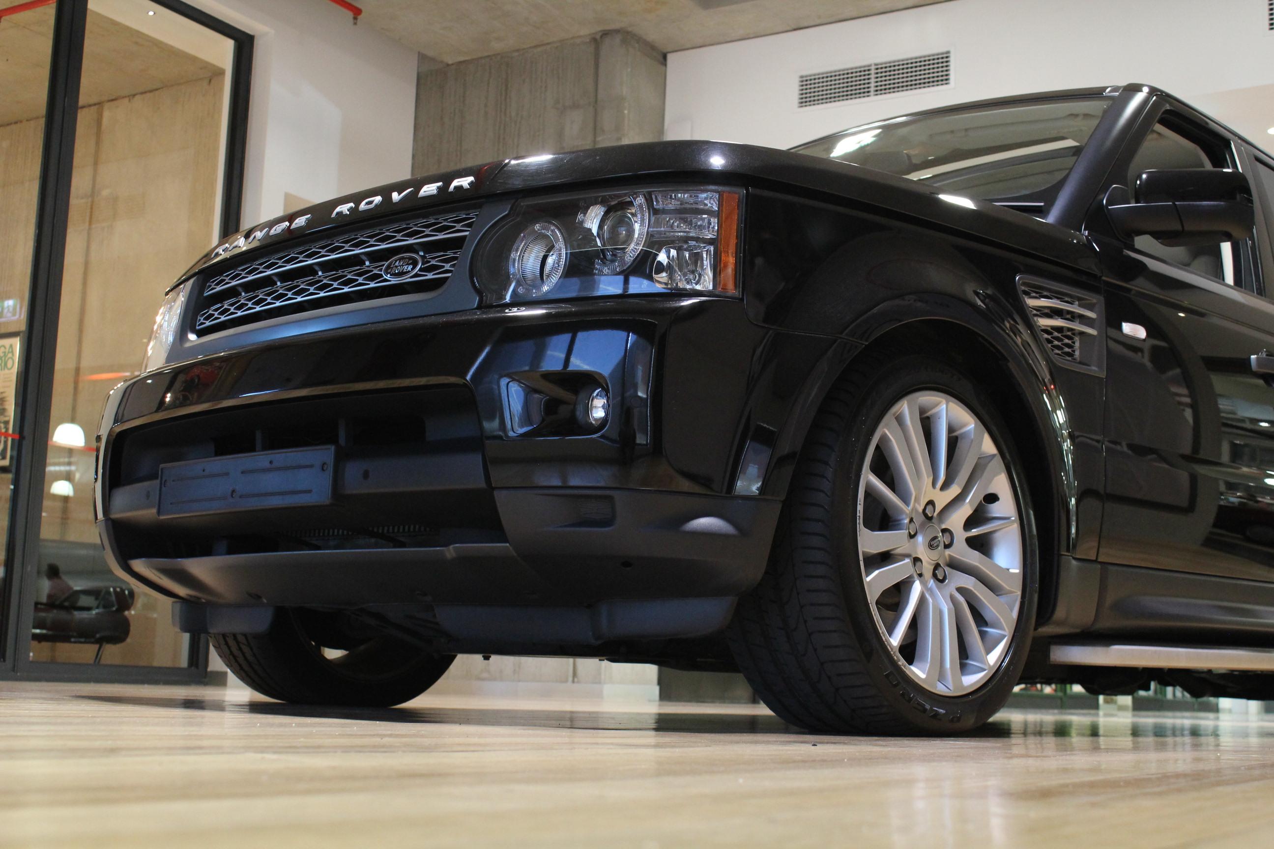2010 land rover range rover sport l320 tdv8 wagon 5dr spts for Land rover tarbes garage moderne