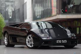 2000 Lamborghini Diablo VT Coupe 2dr Man 5sp AWD 6.0i [Apr]