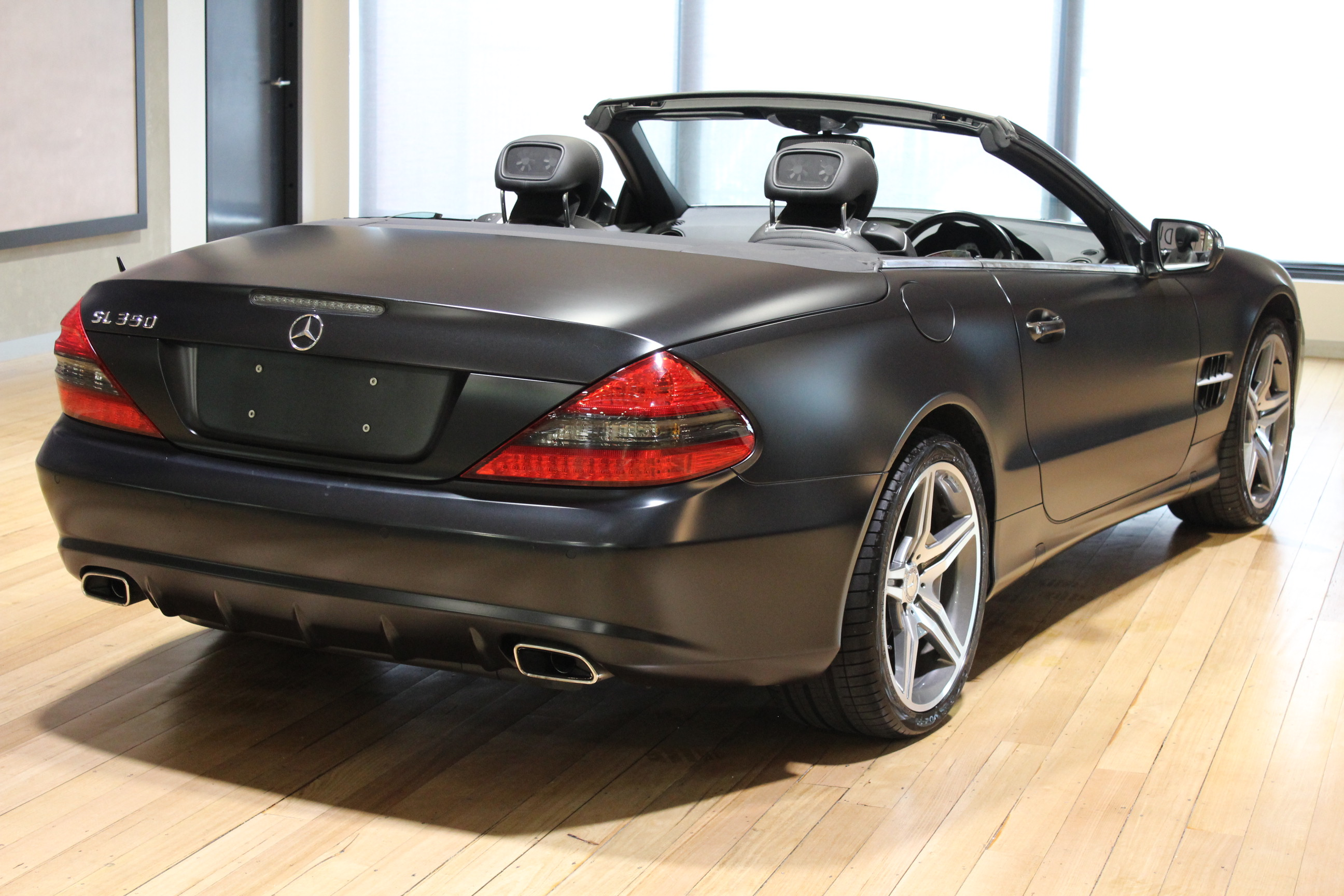 2010 mercedes benz sl350 r230 night edition for sale for Mercedes benz sl350 for sale