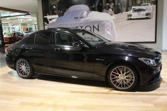 2015 Mercedes-Benz C63 W205 AMG S Sedan 4dr SPEEDSHIFT MCT