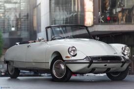 1964 Citroen DW19 Decapotable
