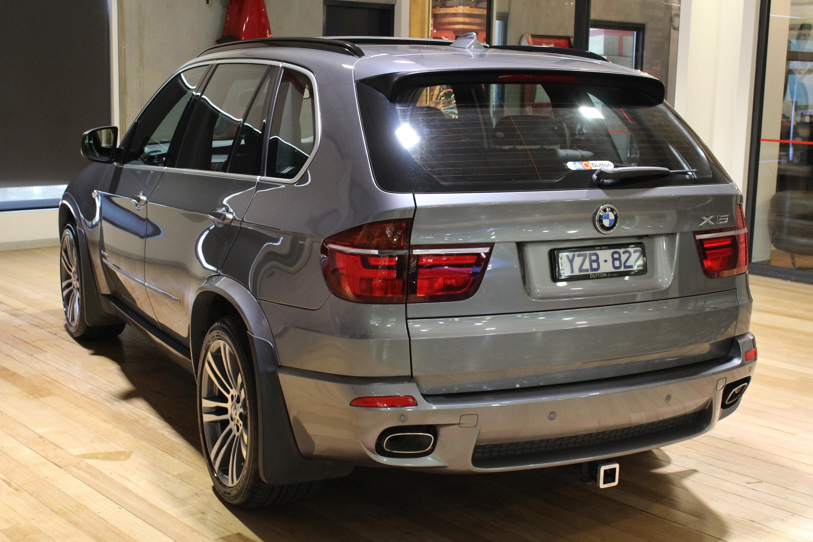 2012 BMW X5 E70 xDrive40d Sport Wagon 5dr Steptronic 8sp ...