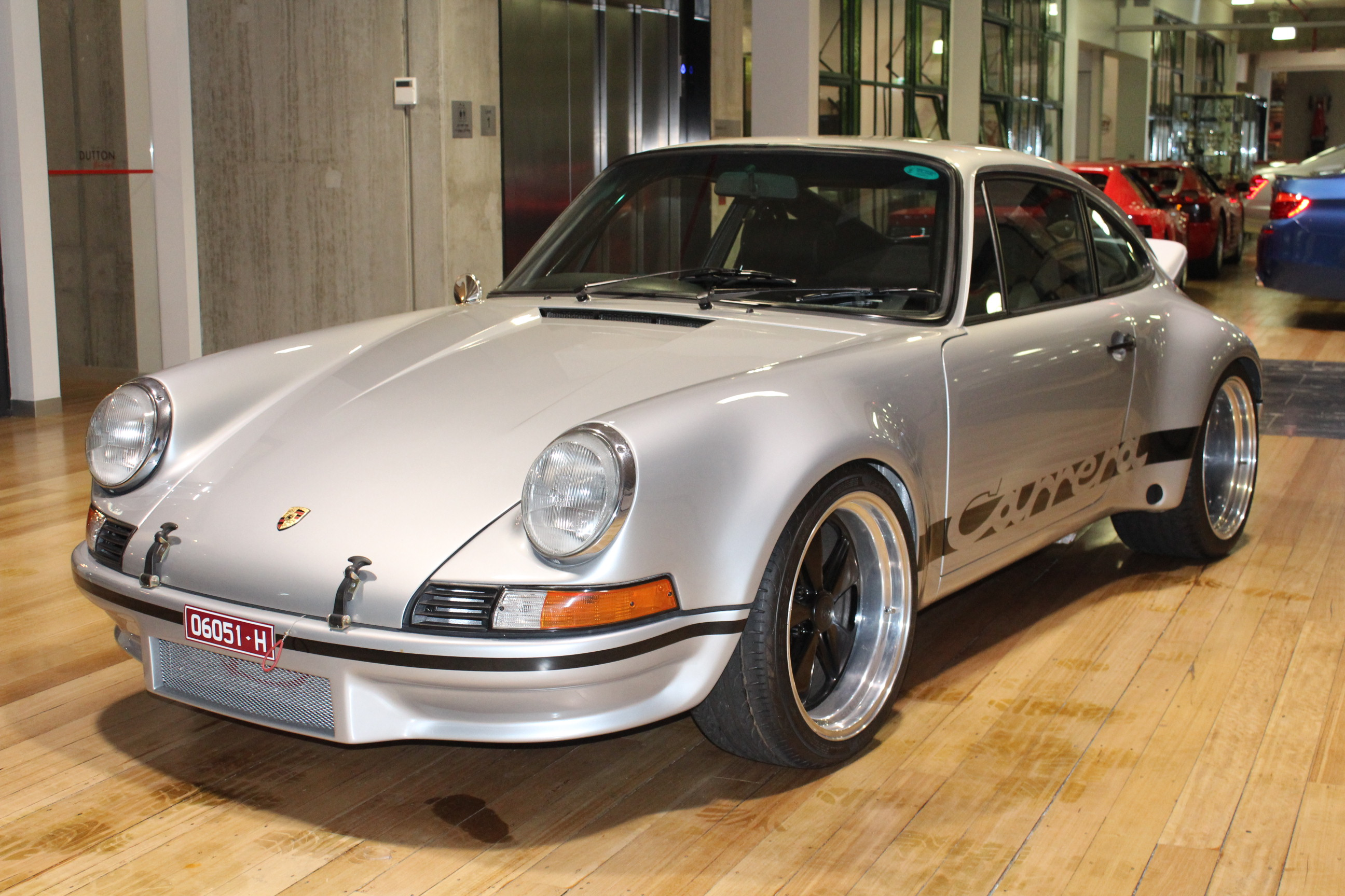 1975 Porsche 911 Rsr Recreation For Sale