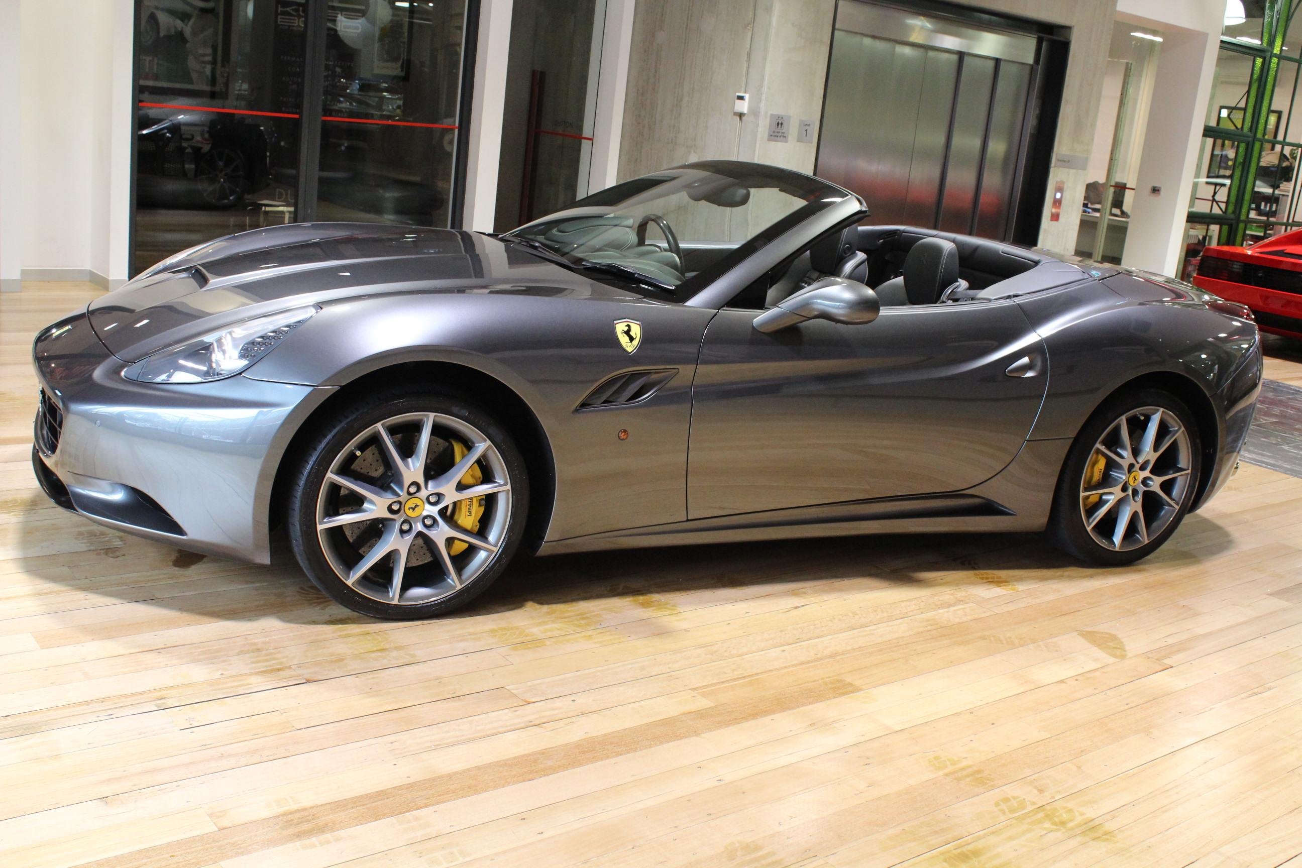2011 Ferrari California F149 Convertible 2dr DCT 7sp 4.3i