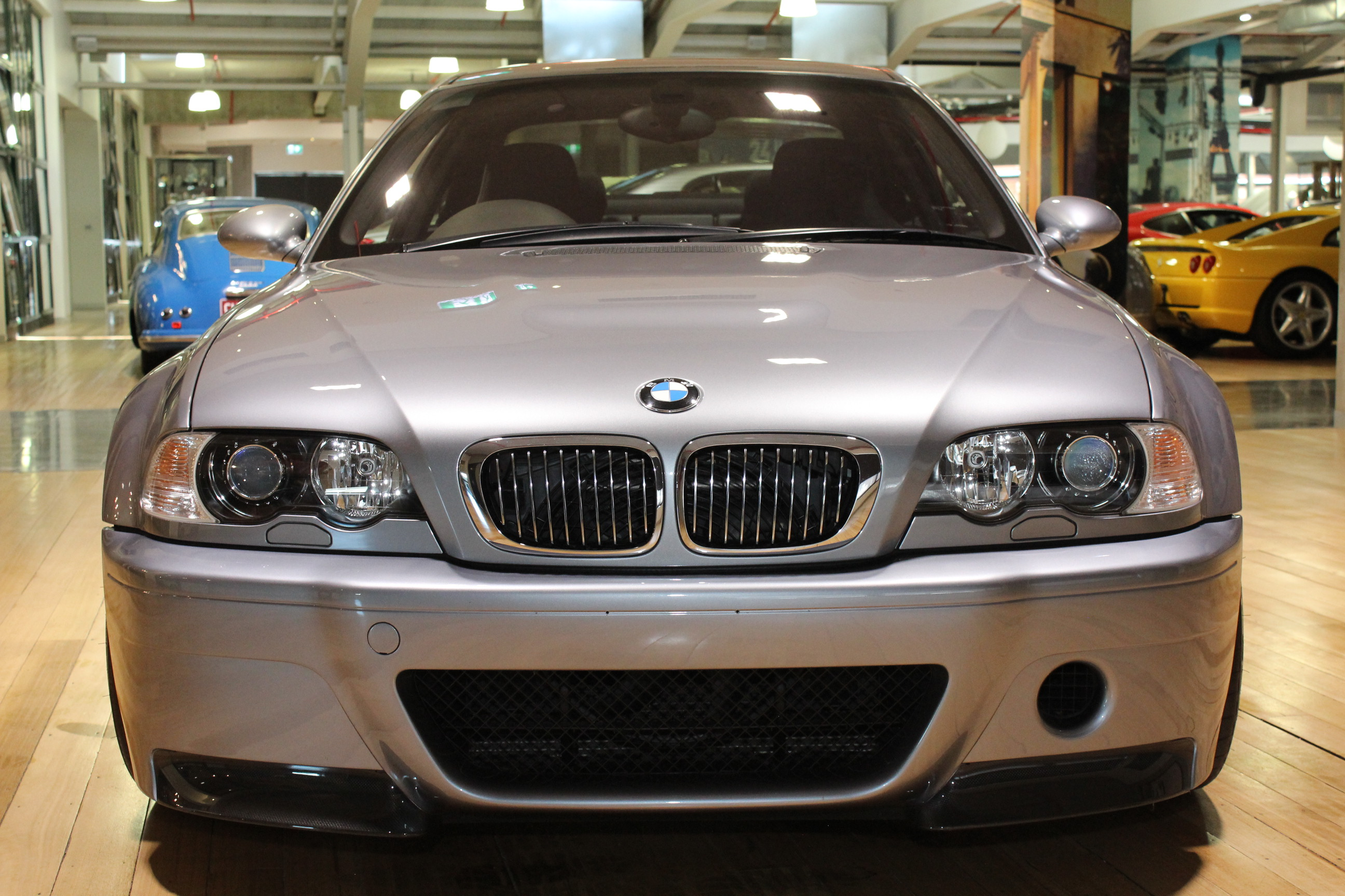 2004 Bmw M3 E46 Csl Coupe 2dr Smg 6sp 3 2i My04