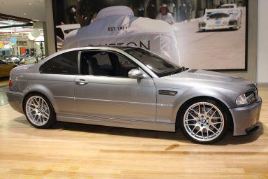 2004 BMW M3 E46 CSL Coupe 2dr SMG