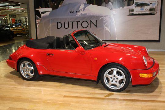 1993 Porsche 911/964 Turbo Look Cabriolet