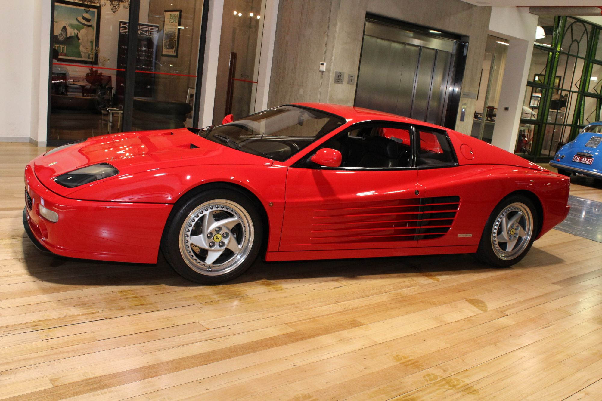 the testarossa own sale s wolf buy cars street before article streets of wall white ferrari is for belfort classic economy