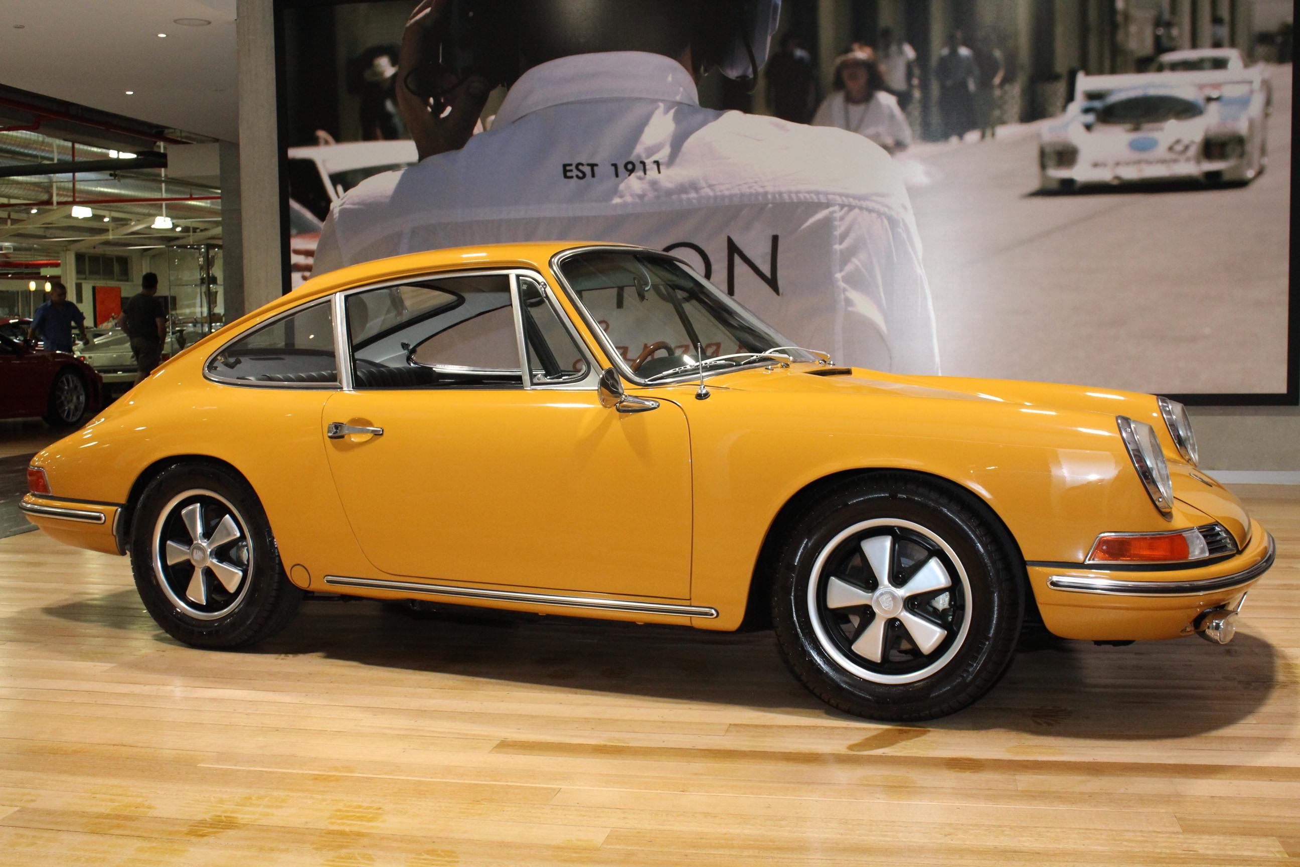 1967 Porsche 911 S Swb Sportomatic For Sale