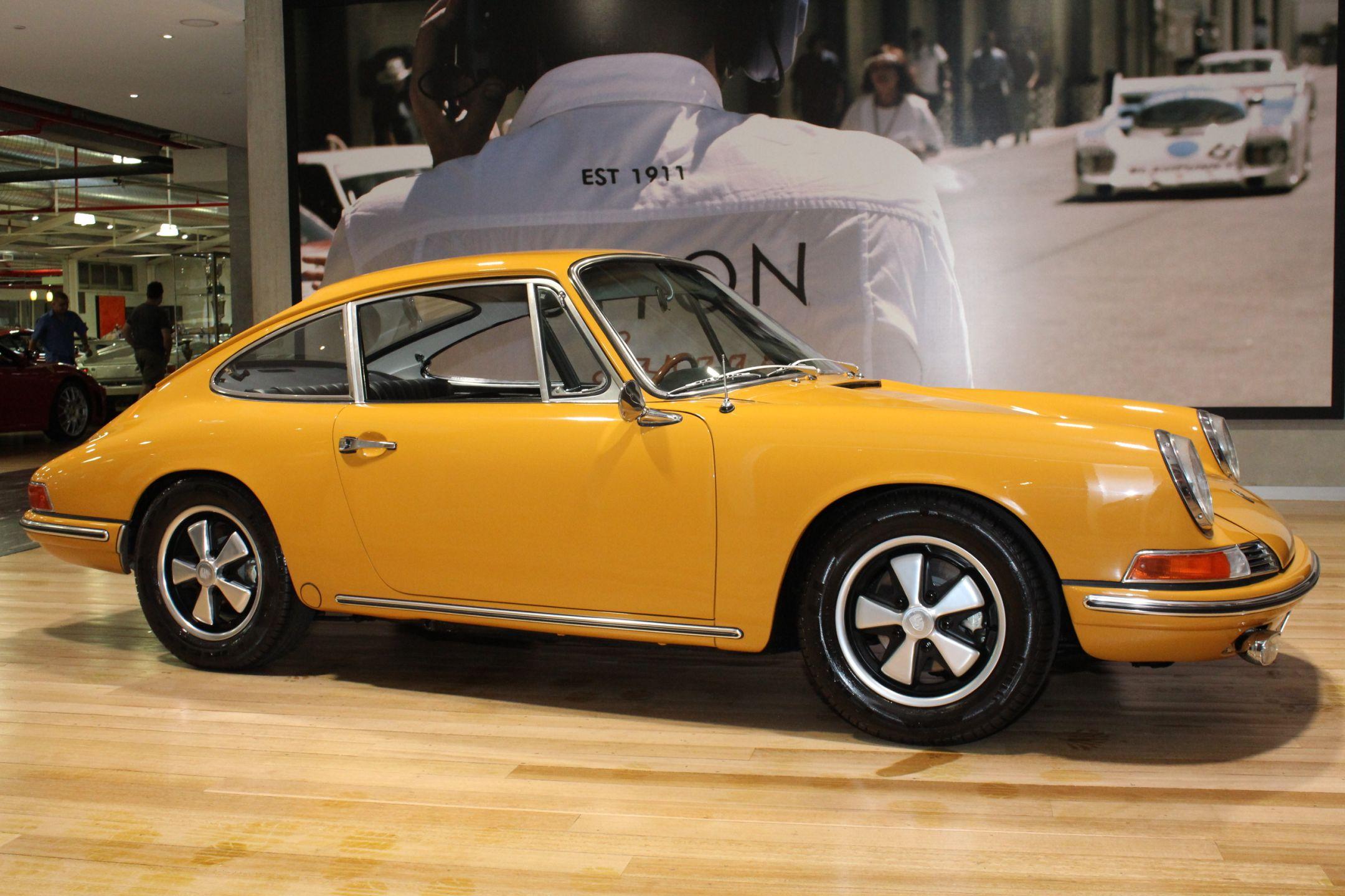 1967 Porsche 911 S Swb Sportomatic For Sale Duttongaragecom