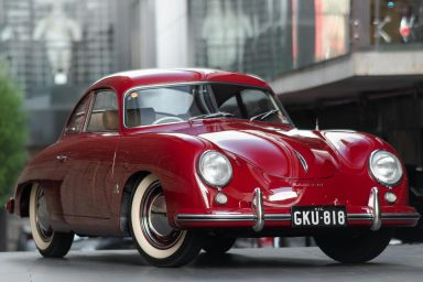1954 Porsche 356 Super