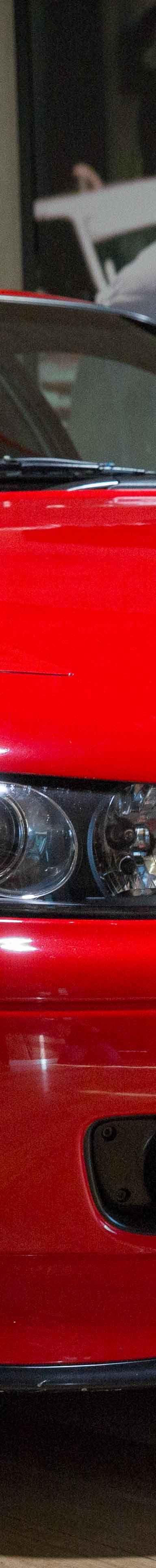 2002 Holden Monaro HRT ED0001- sold in Australia