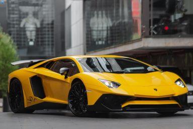 2015 Lamborghini Aventador 834 LP750-4 Superveloce Coupe 2dr ISR 7sp AWD 6.5i [MY16]