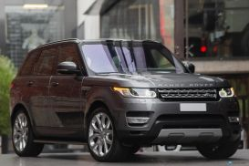 2018 Land Rover Range Rover Sport L494 SDV6 HSE Wagon 5dr CommandShift 8sp 4x4 3.0DTT [MY18]