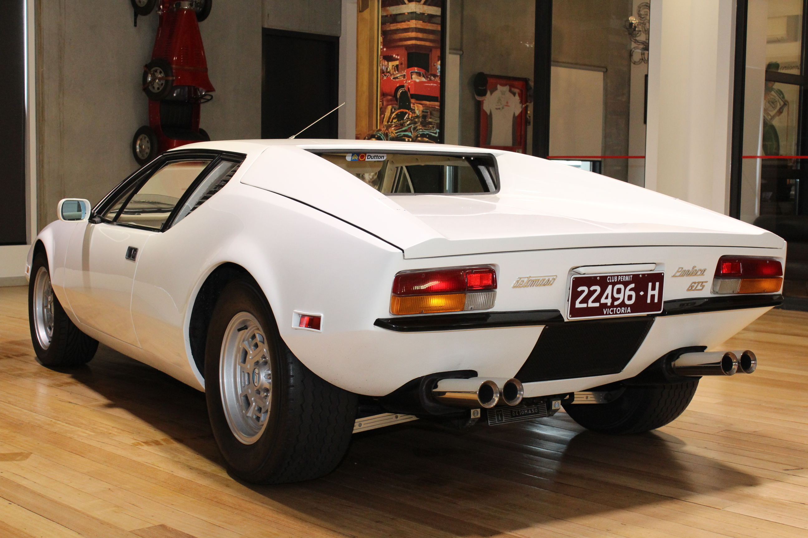 1974 De Tomaso Pantera GTS Coupe For Sale