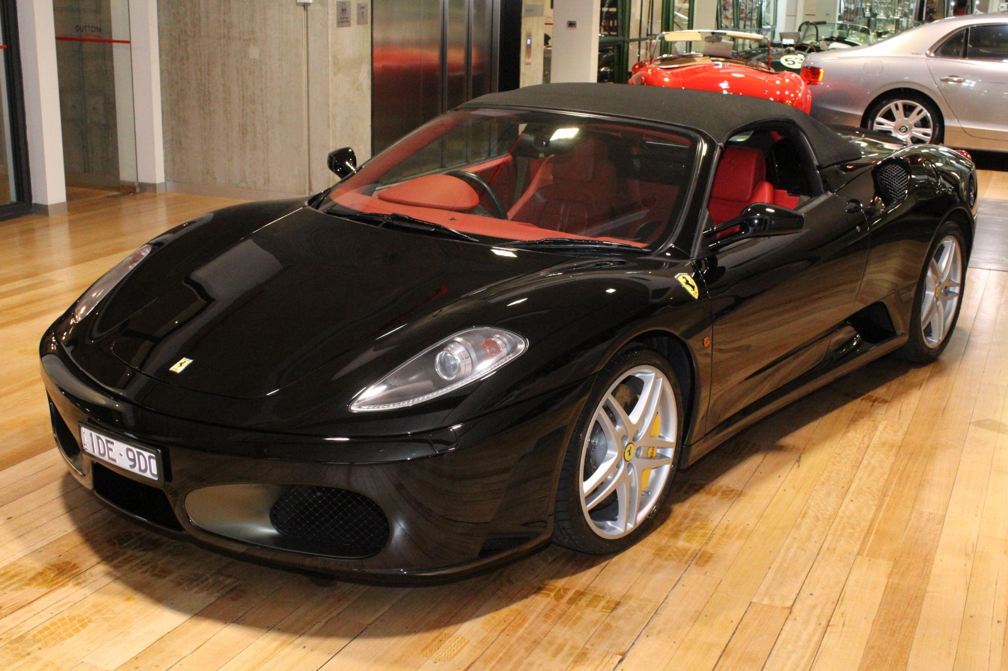 2005 ferrari f430 f136 convertible 2dr man 6sp 43i rel apr 2005 ferrari f430 spider manual vanachro Images