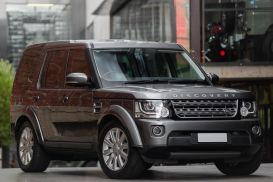 2015 Land Rover Discovery Series 4 TDV6 Wagon 5dr Spts Auto 8sp 4x4 3.0DTT [MY15]