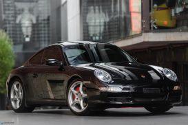 2005 Porsche 911 Carrera 997 S Coupe 2dr Spts Auto 5sp 3.8i