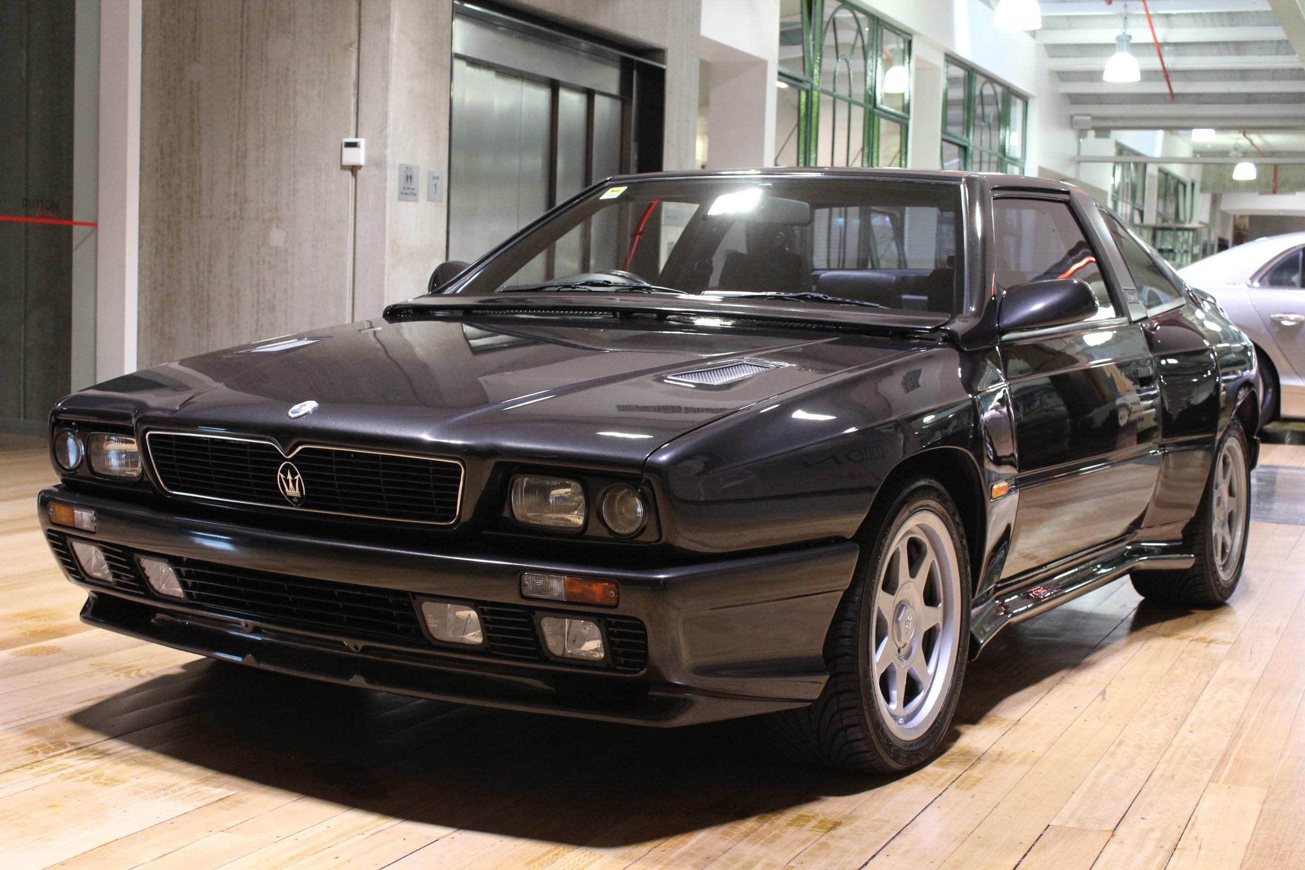 1996 Maserati Shamal | For Sale | Dutton Garage