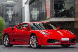 2007 Ferrari F430 F136 Coupe 2dr Man 6sp 4.3i