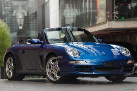2005 Porsche 911 Carrera 997 Cabriolet 2dr Spts Auto 5sp 3.6i