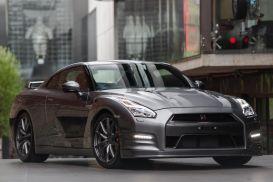 2014 Nissan GT-R R35 Premium Coupe 2dr DCT 6sp AWD 3.8TT [MY14]