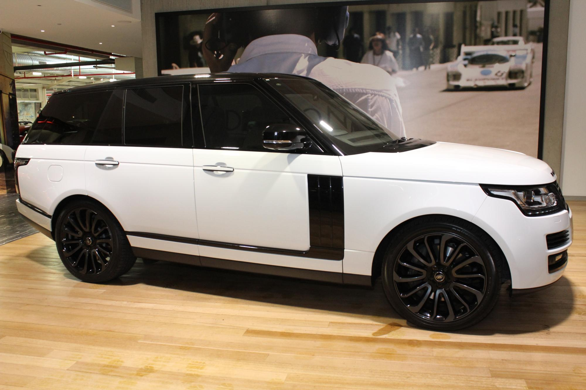 2014 land rover range rover l405 sdv8 autobiography wagon for Land rover tarbes garage moderne