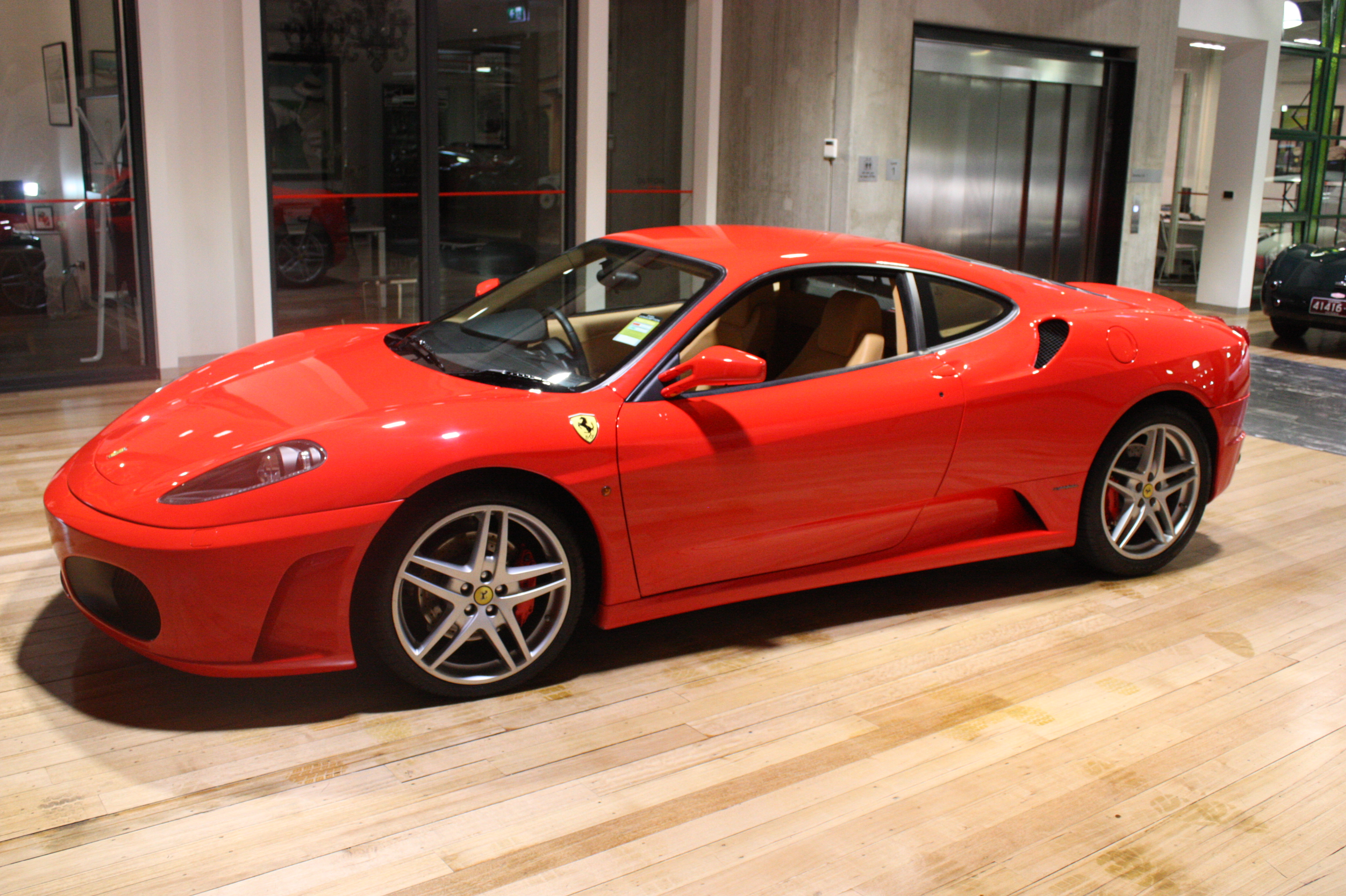 crop ferrari sale autogespot used january spider for