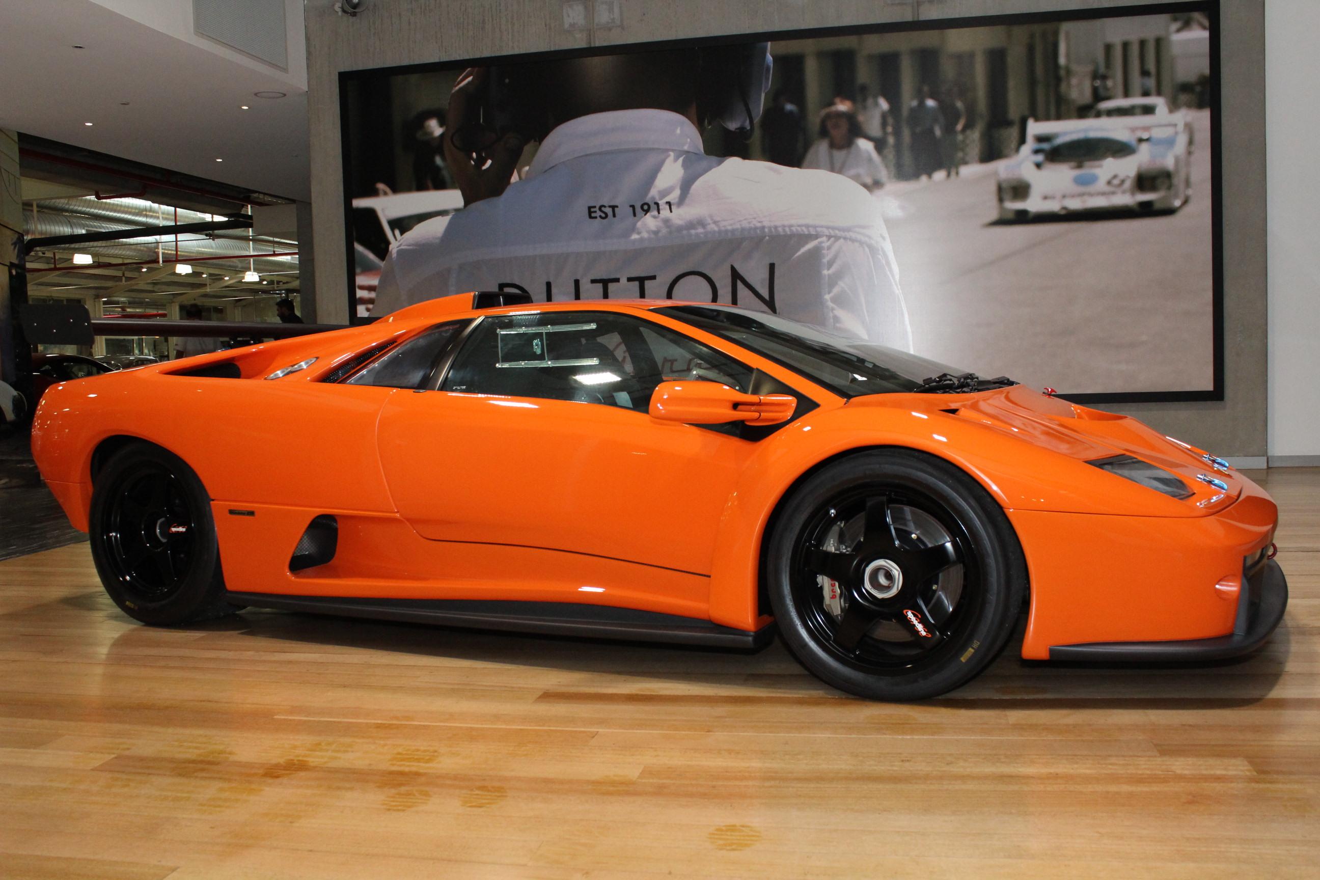 2000 Lamborghini Diablo Gt R