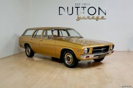 1974 HOLDEN KINGSWOOD HQ 202 TRIMATIC