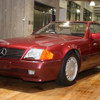 1991 mercedes benz 500sl r129 convertible 2dr auto 4sp for 1991 mercedes benz 500sl