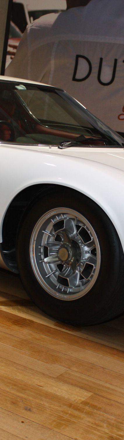 1970 Lamborghini Miura S 7