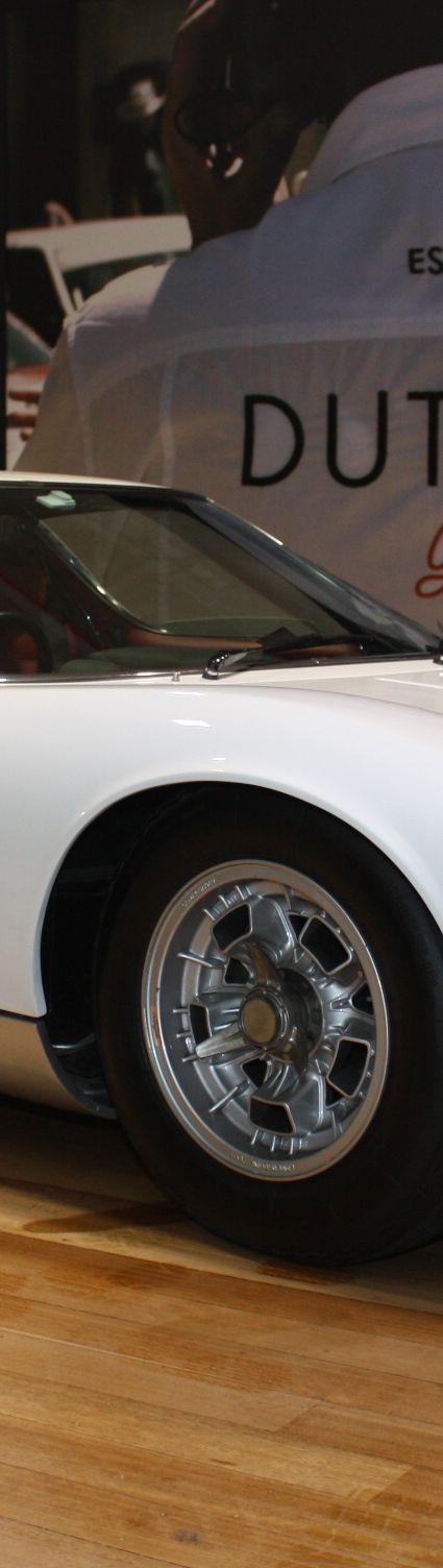 1970 Lamborghini Miura S 8