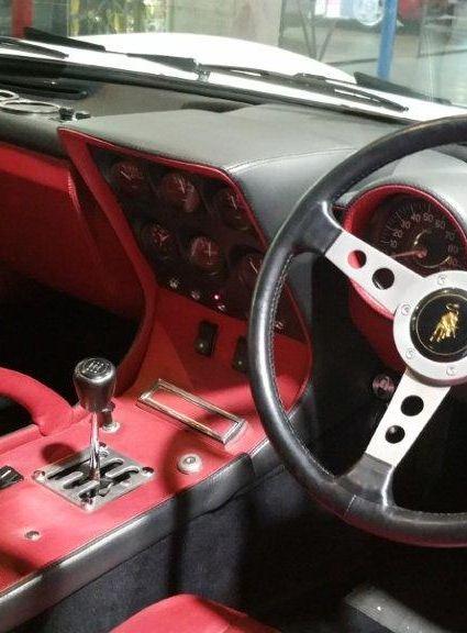 1970 Lamborghini Miura S 3