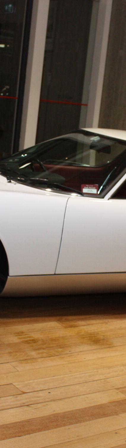 1970 Lamborghini Miura S 11