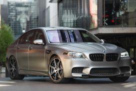 2014 BMW M5 F10 LCI 30 Jahre Sedan 4dr M-DCT 7sp 4.4TT