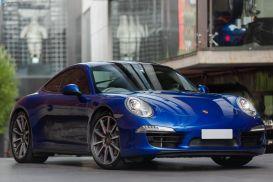 2013 Porsche 911 Carrera 991 4S Coupe 2dr PDK 7sp AWD 3.8i