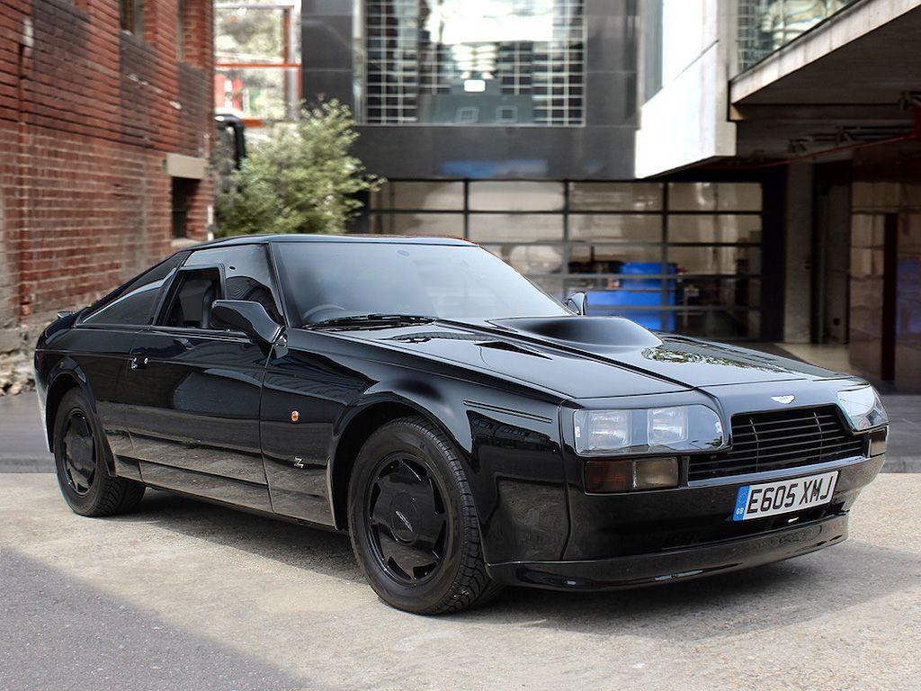 Image Of Aston Martin V Vantage Zagato Rhd For - 1986 aston martin vantage