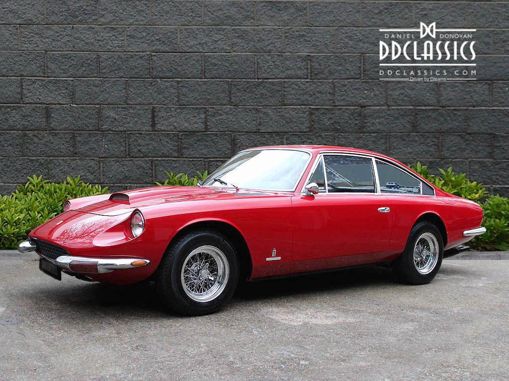1968 Ferrari 365 GT 2+2 LHD | For Sale | Dutton Garage