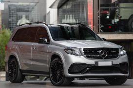 2016 Mercedes-Benz GLS63 X166 AMG Wagon 7st 5dr SPEEDSHIFT PLUS 7sp 4MATIC 5.5TT [Jan]