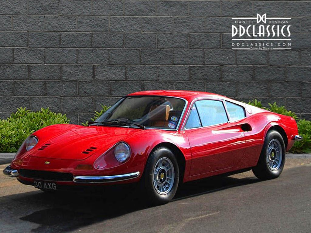 1972 ferrari dino 246gt rhd for sale dutton garage. Black Bedroom Furniture Sets. Home Design Ideas