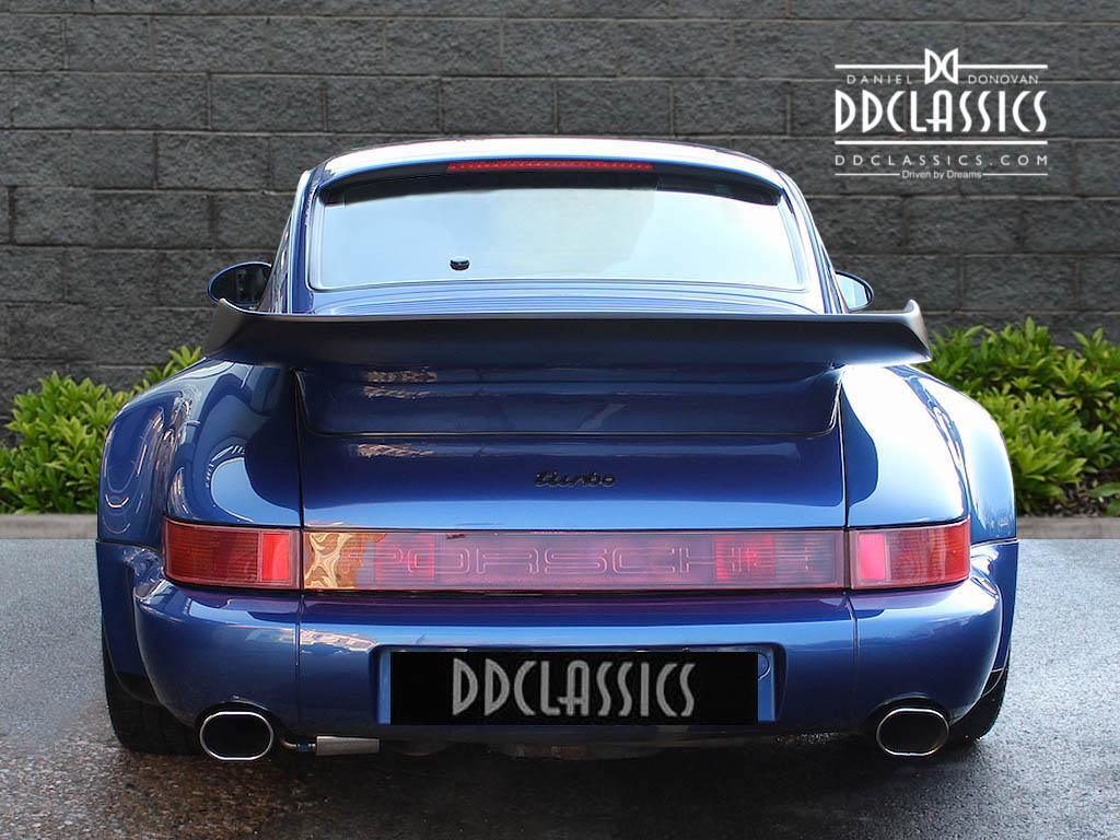 1992 Porsche 964 911 Turbo Rhd For Sale Dutton Garage