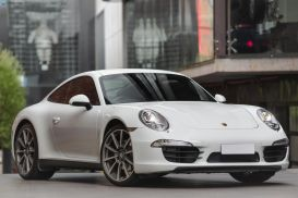 2013 Porsche 911 Carrera 991 Coupe 2dr PDK 7sp 3.4i