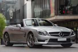 2013 Mercedes-Benz SL63 R231 AMG Roadster 2dr SPEEDSHIFT MCT 7sp 5.5TT