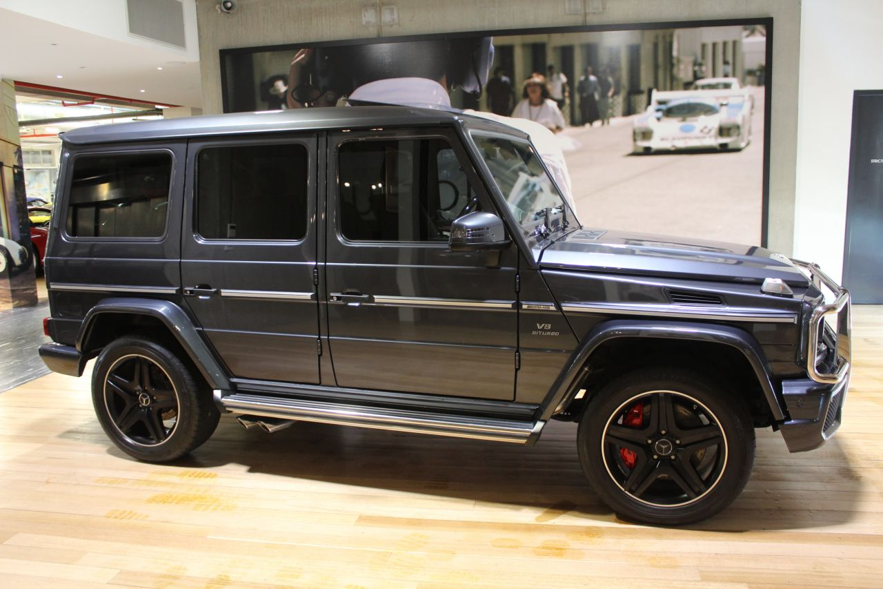 2013 mercedes benz g63 w463 amg wagon 5dr speedshift plus